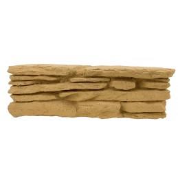 1 PEZZO - Bordura in pietra...